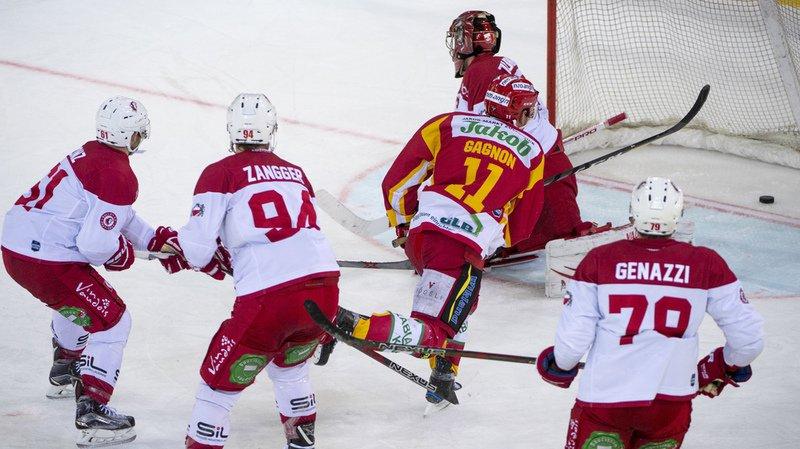 Hockey sur glace: Lausanne chute à Langnau et voit Ambri-Piotta revenir