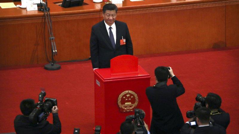 Xi Jinping président à vie ? Possible depuis ce dimanche — Chine