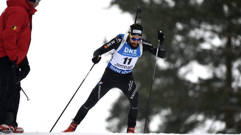 Biathlon: Weger bon 12e à Oslo, toutes les Suissesses dans les points