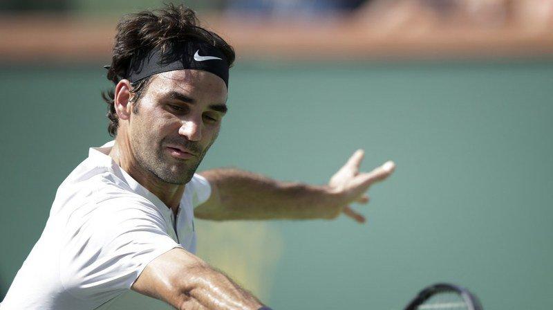 "Indian Wells: ""je me sens de mieux en mieux"" affirme Roger Federer"