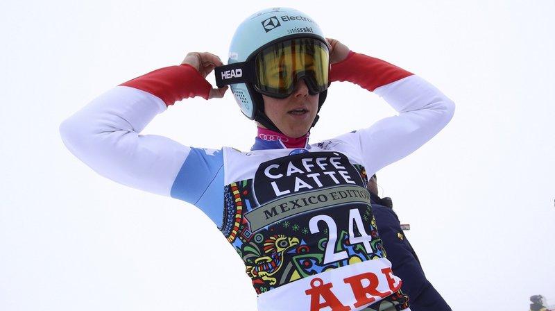 Ski alpin: la Suisse éliminée dès les quarts de finale du Team Event à Are