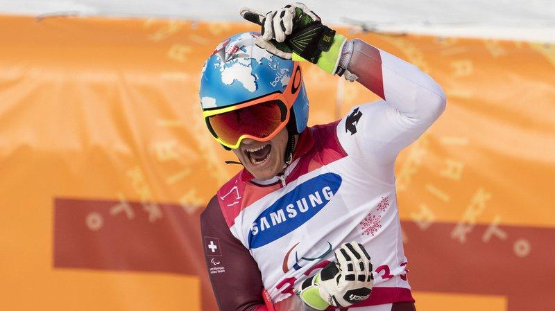 Théo Gmür est décidément à l'aise dans toutes les disciplines à PyeongChang.