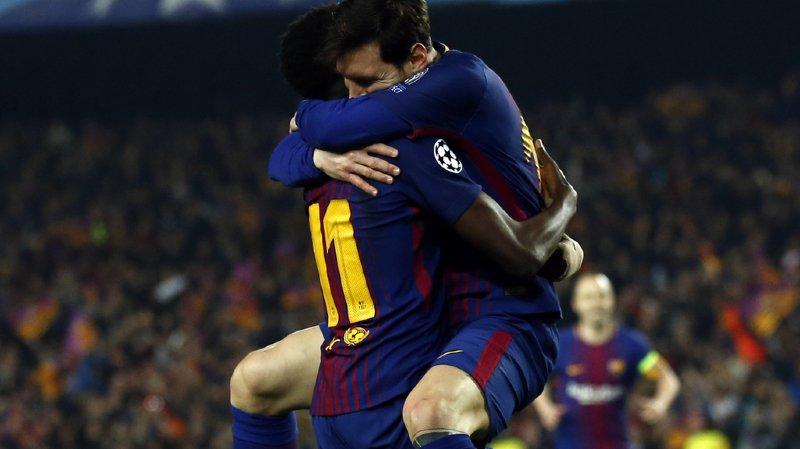 Ligue des champions: Barcelone n'a pas tremblé pour éliminer Chelsea en 8e de finale