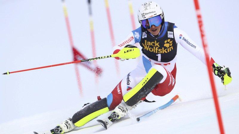 Ski alpin: Wendy Holdener 5e après la 1ère manche du slalom à Are, Mikaela Shiffrin devant