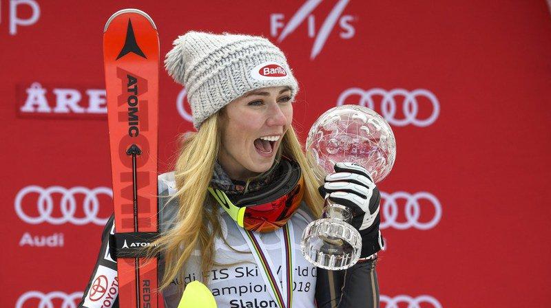Prize-money du ski alpin: le jackpot pour Mikaela Shiffrin, devant Wendy Holdener
