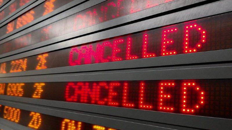 Trafic aérien: les vols en Europe fortement perturbés par des grèves en France et en Allemagne