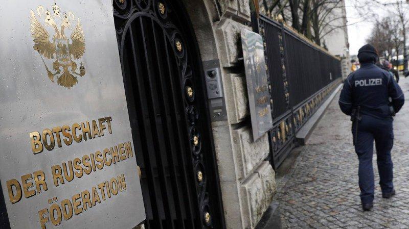 Espionnage - Affaire Skripal: près de 230 diplomates expulsés de part et d'autre