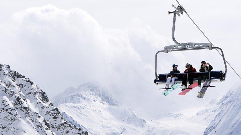 Tourisme: les remontées mécaniques suisses ont connu une embellie après des années de baisse