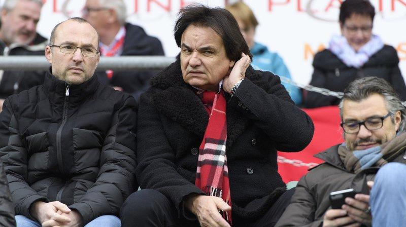 Football: tenu en échec par Zurich, Sion est à trois points de Thoune