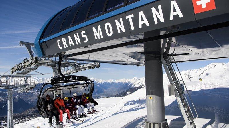 Revue de presse: le domaine skiable de Crans-Montana et Uber occupent les journaux du dimanche