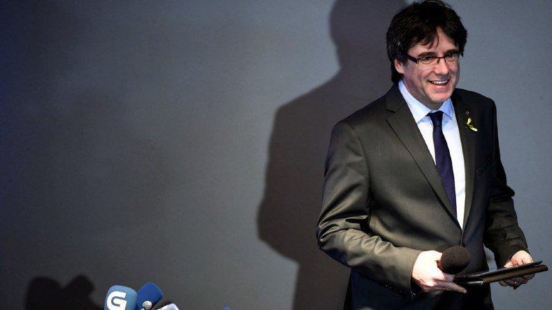 Samedi, le Catalan avait assuré lors d'une conférence de presse à Berlin qu'il voulait résider dans la capitale allemande.