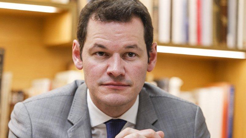 Le Genevois Pierre Maudet à la tête des directeurs de justice et police