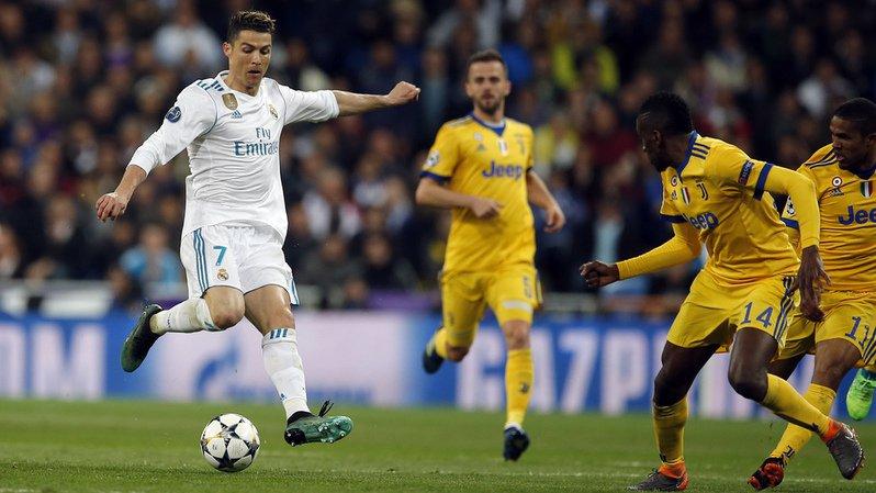 Ligue des champions: le Real Madrid se qualifie en demi-finale malgré une remontada de la Juve