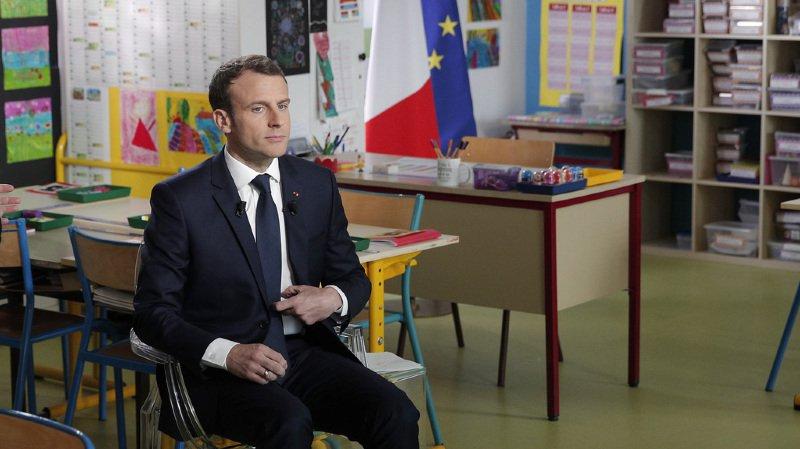 Syrie: le président français Emmanuel Macron dit avoir les preuves d'une attaque chimique