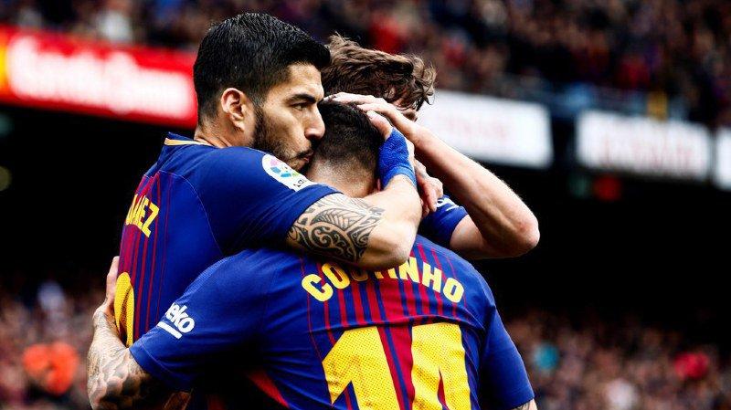 Le sale coup que pourrait jouer Umtiti — Barça