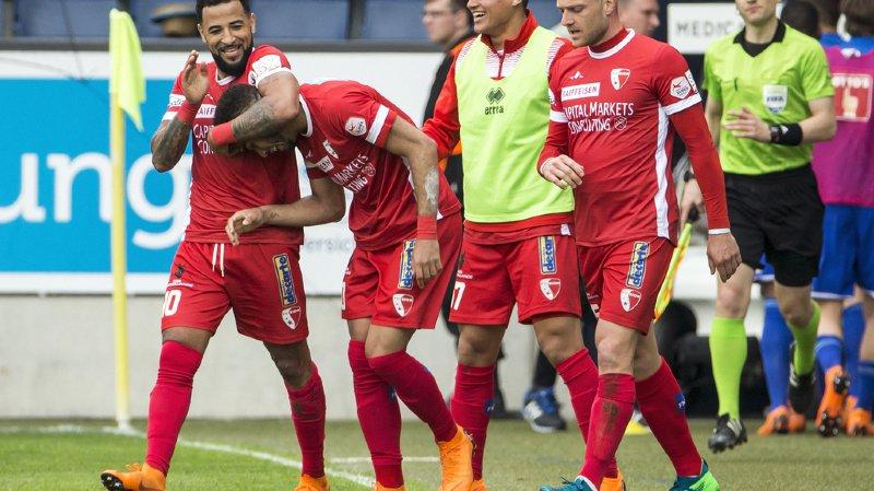 Football - Super League: le FC Sion dépasse au classement le LS battu à Bâle, YB proche du titre