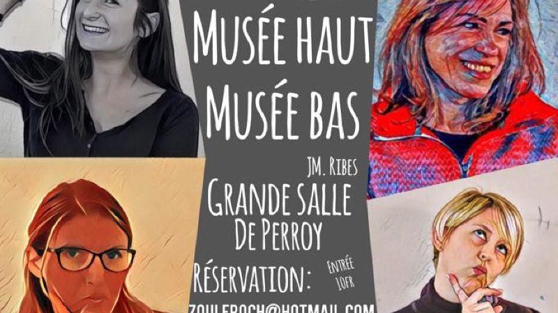 Musée Haut Musée Bas - de J.-M. Ribes