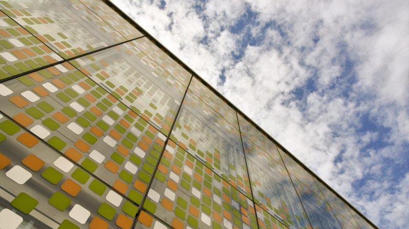 Le ciel se couvre sur Agroscope Changins
