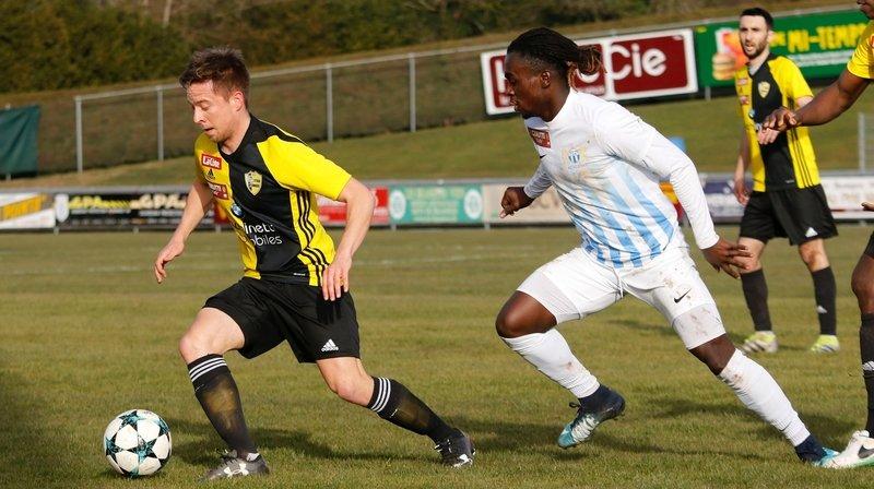 Quentin Gaillard signe son retour au Stade Nyonnais