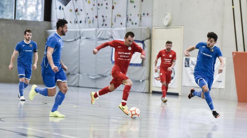 Silva Futsal échoue en finale