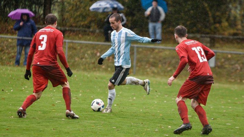 Gaëtan Girardet et le FC Echichens rejoueront le match contre Chênois.