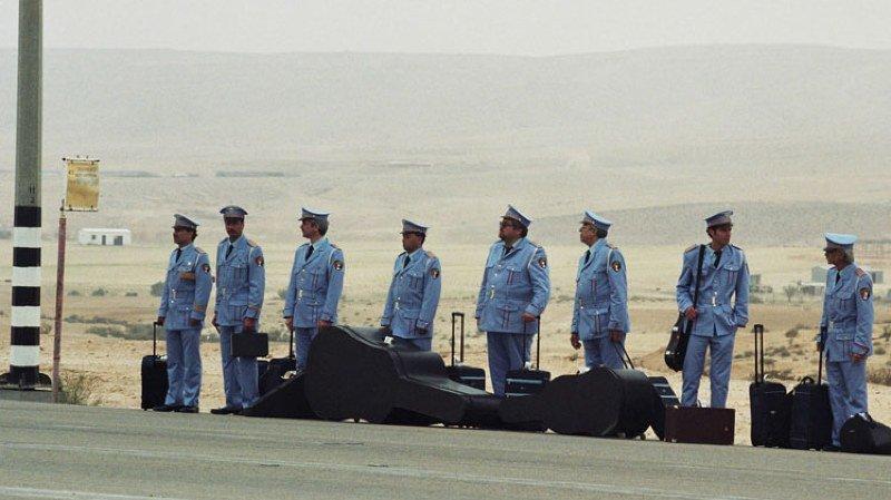 La visite de la fanfare d'Eran Kolirin