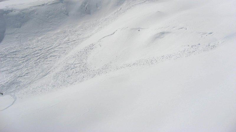 Savoie: un enfant sauvé après 50 minutes sous une avalanche