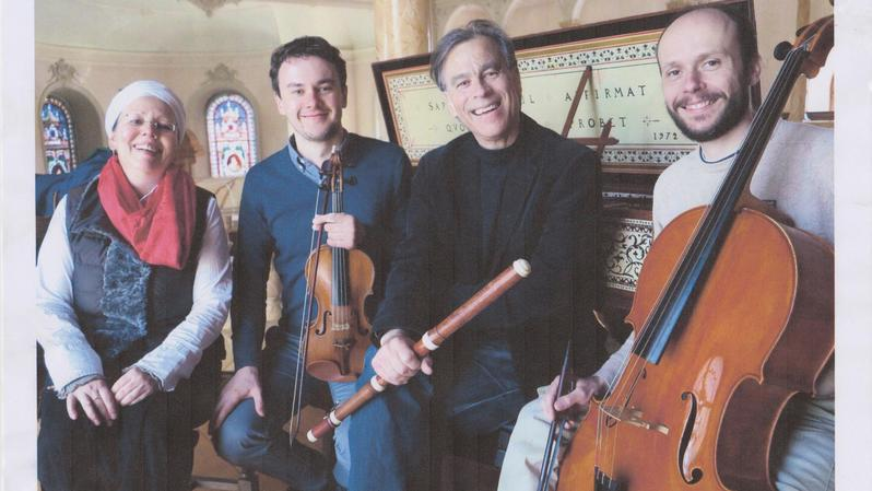 Concert Lausanne Bach Ensemble