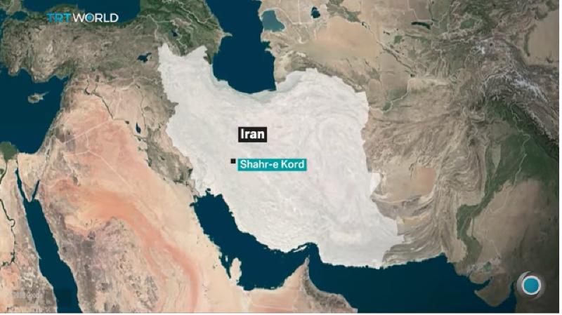 Iran: crash d'un avion turc provenant des Emirats
