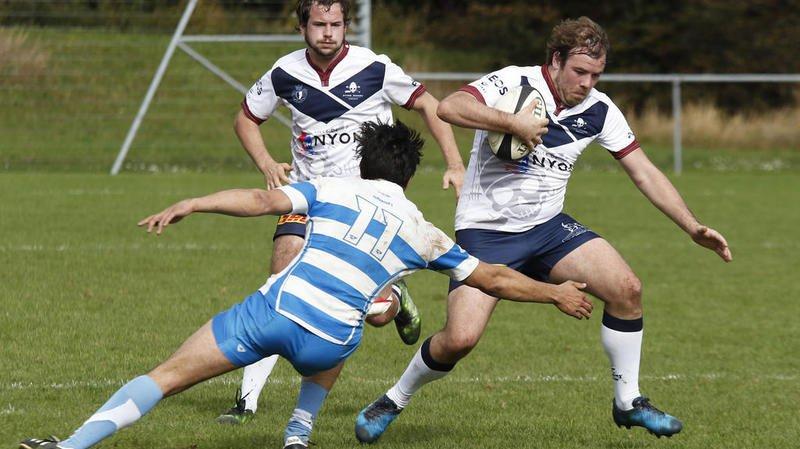 Le Nyon Rugby Club s'incline sèchement chez GC Zurich