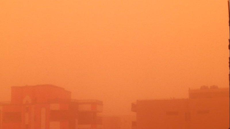 Soudan: une tempête de sable s'abat sur Khartoum, vols annulés et écoles fermées