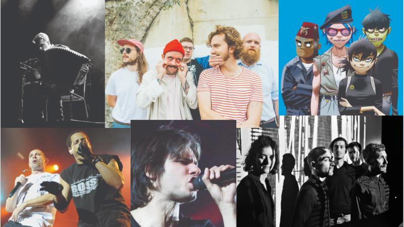 Notre sélection d'artistes pour l'édition 2018