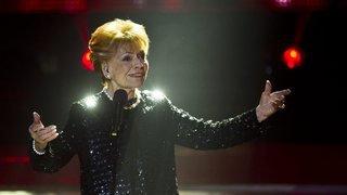 Décès de Lys Assia, gagnante de l'Eurovision pour la Suisse