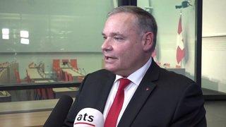 Service de renseignement: réactions de Jean-Philippe Gaudin à sa nomination