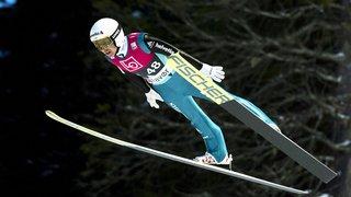 Vol à skis: Ammann 19e de la qualification à Vikersund