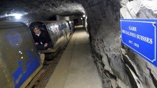 Lifting terminé pour les mines de Bex
