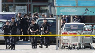 Prise d'otages en France: l'auteur, qui a tué 3 personnes à Trèbes, abattu, l'Etat islamique revendique l'attaque