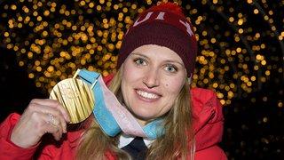 Ski alpin: Denise Feierabend se retire