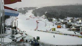 Ski alpin - Géant et slalom annulés à Are: Viktoria Rebensburg et Marcel Hirscher sacrés sans courir