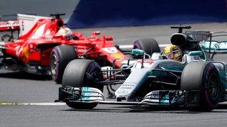 Mercedes toujours à la pointe