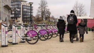 Un nouveau recours bloque l'extension du réseau de vélos en libre-service dans le district de Nyon