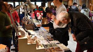 Morges: carton plein pour la 50e bourse Minéral-Vaud
