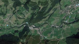 Trois ouvriers blessés sur la ligne de train près de Château d'Oex