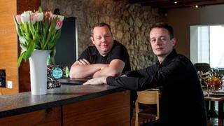Deux nouveaux gérants révolutionnent l'auberge d'Arzier