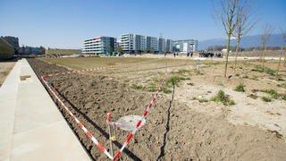 Nyon: l'aqueduc restera à l'abri des regards sous le futur parc du Cossy