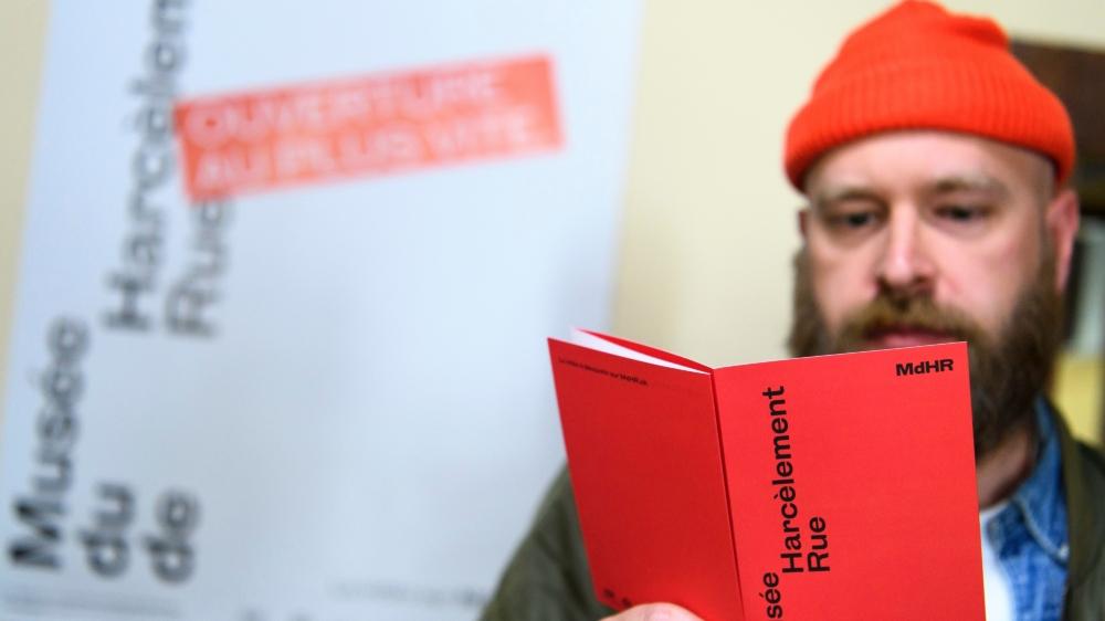 L'humoriste Yann Marguet a réalisé un clip vidéo de deux minutes pour la campagne.