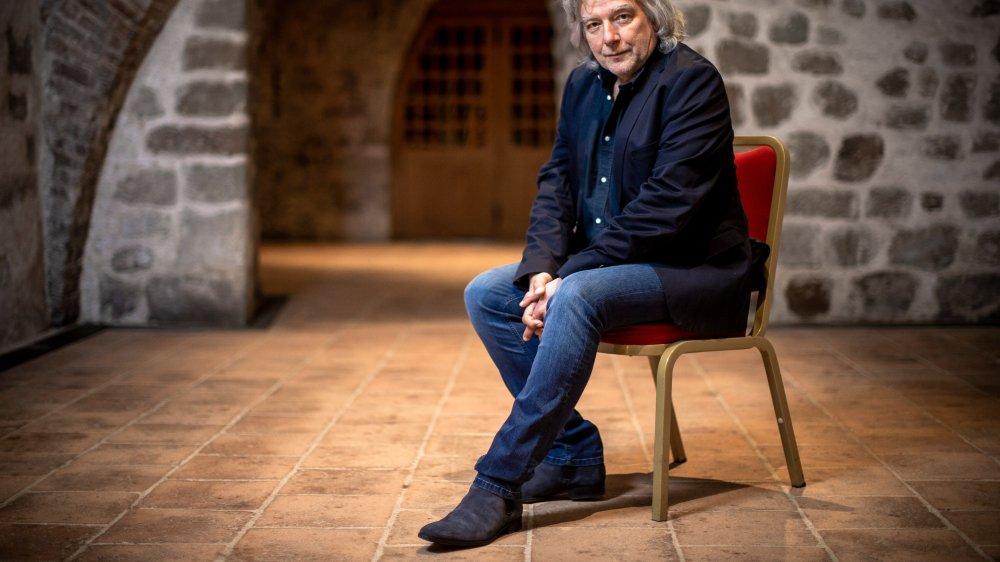 Alain Carré interprétera plusieurs rôles pendant le festival.