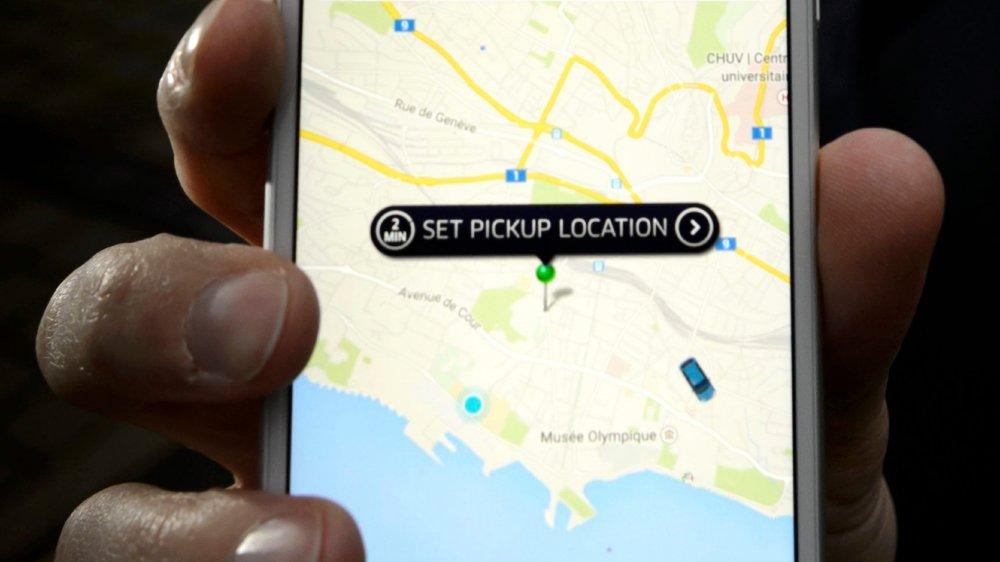 Une soixantaine de chauffeurs Uber sont concernés.