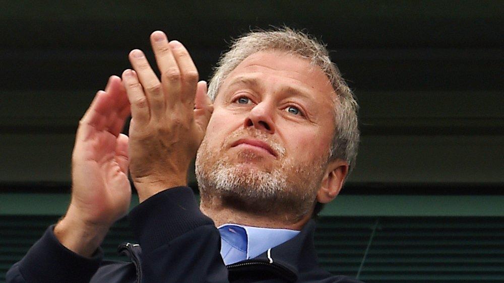 Roman Abramovitch est depuis 2003 le propriétaire du club de football londonien de Chelsea.