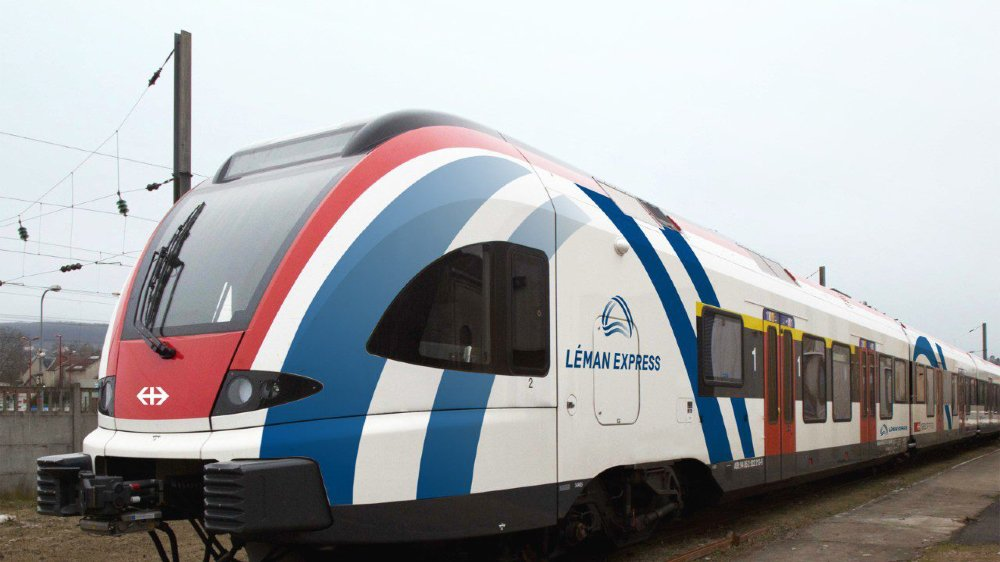 Première étape du réseau Léman Express, les trains circuleront au quart d'heure entre Coppet et Lancy-Pont-Rouge, dès la fin de l'année.